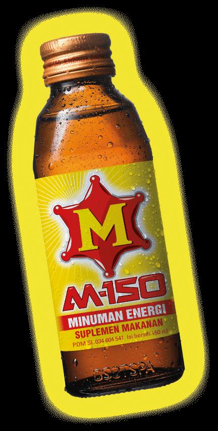 m150 bottle